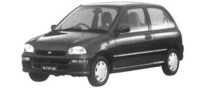 Subaru Vivio 3DOOR el-s 1997 г.
