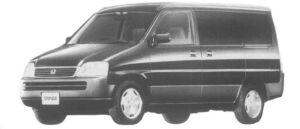 Honda Step Wagon W TYPE 1997 г.