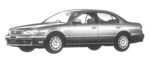 Nissan Cefiro 20 1997 г.