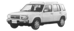 Nissan Rasheen TYPE S (1.5) 1997 г.