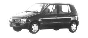 Suzuki Alto LEPO 5DOOR 1997 г.