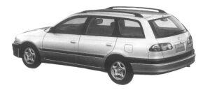 Toyota Caldina 2WD 1.8 E 1997 г.