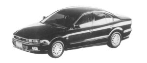 Mitsubishi Galant VR-G EXCEED 1997 г.