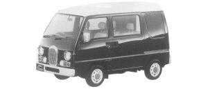 Subaru Sambar DIAS CLASSIC 1997 г.