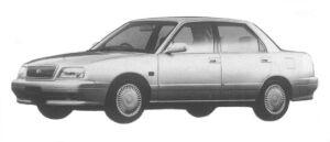 Daihatsu Applause SX 1997 г.