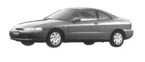 Honda Integra 3DOOR COUPE Ti 1997 г.