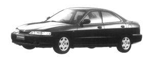 Honda Integra 4DOOR HARD TOP Xi-G 1997 г.