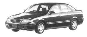 Mazda Ford Telstar 2000 DOHC GHIA 1997 г.