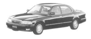 Mazda Sentia ROYAL CLASSIC 1997 г.
