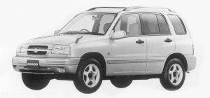 Suzuki Escudo 5DOOR 2000JZ 1999 г.