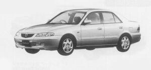 Mazda Capella Zi 1999 г.