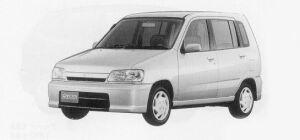 Nissan Cube S 1999 г.