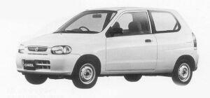 Mazda Carol 3DOOR SG 2WD 1999 г.