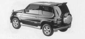 Mitsubishi Pajero Mini DUKE 1999 г.