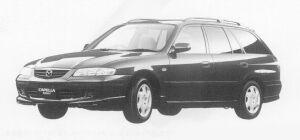 Mazda Capella Wagon SX 1999 г.