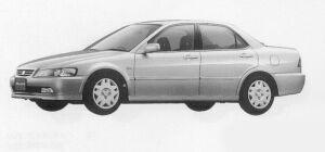Honda Accord SiR 1999 г.