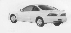 Honda Integra 3DOOR COUPE STYLE-S 1999 г.