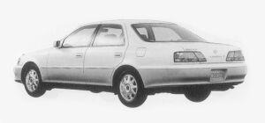 Toyota Cresta 2.5 EXCEED G 1999 г.