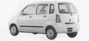 Suzuki Wagon R Plus PLUS XV 1999 г.