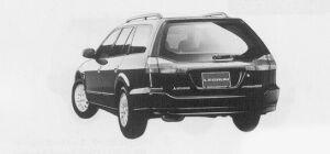 Mitsubishi Legnum 24ST 1999 г.