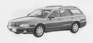 Mitsubishi Diamante Wagon ES 1999 г.
