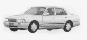 Nissan Crew 2000 GASOLINE LX SALOON 1999 г.