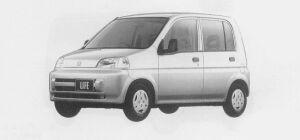 Honda Life G 1999 г.