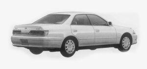 Toyota Mark II 2.0 GRANDE 1999 г.