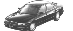 Mazda Eunos 800 MC-V 1995 г.