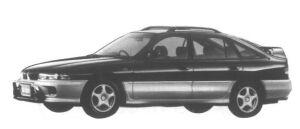 Mitsubishi Galant SPORTS GT 1995 г.
