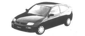 Mazda Familia Neo LS Limited 1995 г.