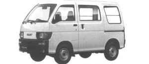 Daihatsu Hijet VAN STANDARD 2WD 1995 г.