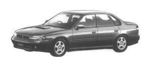 Subaru Legacy Touring Sedan GT 1995 г.