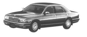 Nissan Cima Limited L 1995 г.