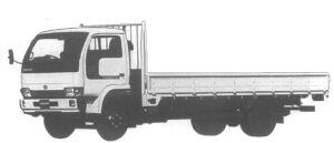 Nissan Diesel Condor S 1995 г.