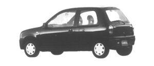 Mazda Carol HG 1995 г.