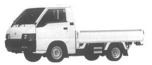 Mitsubishi Delica Truck 2WD GL 1995 г.