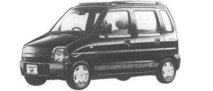 Suzuki Wagon R Loft 1995 г.