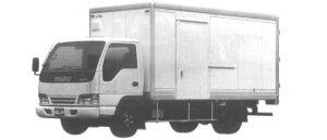 ISUZU ELF 1995 г.