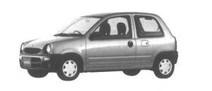 Mazda Carol MeLady 1995 г.