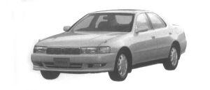 Toyota Cresta 2.5 Super Lucent G 1995 г.