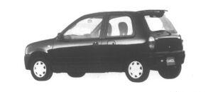 Mazda Carol XG 1995 г.