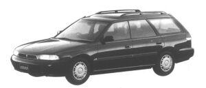 Subaru Legacy Touring Wagon LX 1995 г.