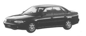 Subaru Legacy Touring Sedan 250T 1995 г.