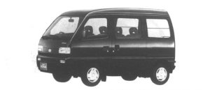 Mazda Scrum Stand off Limited 1995 г.