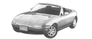 Mazda Eunos Roadster Special Package 1995 г.