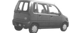 Daihatsu Move CS 1995 г.