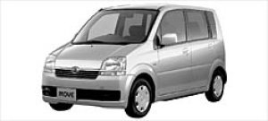 Daihatsu Move L 2WD 2002 г.