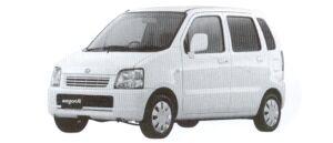 Suzuki Wagon R N-1 2002 г.