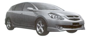 Toyota Caldina 2WD 2.0ZT 2002 г.